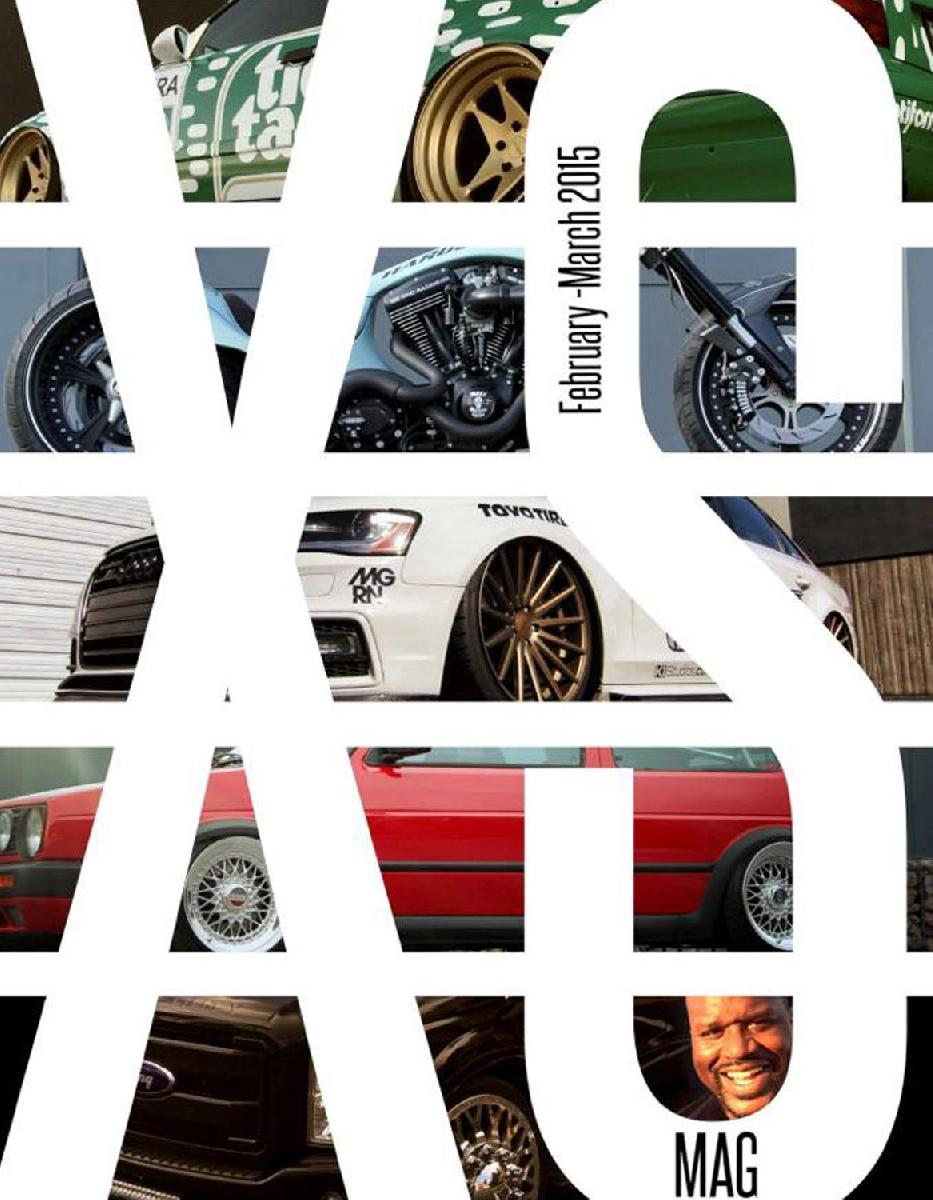 CAR-ART News - XS-MAG Februar/März 2015