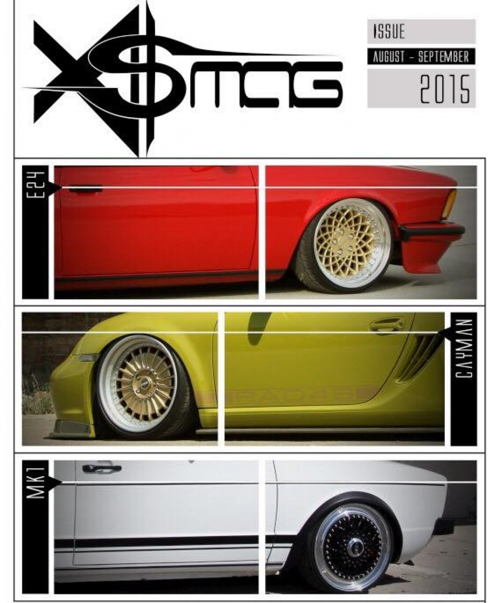 CAR-ART News - XS-MAG August/September2015