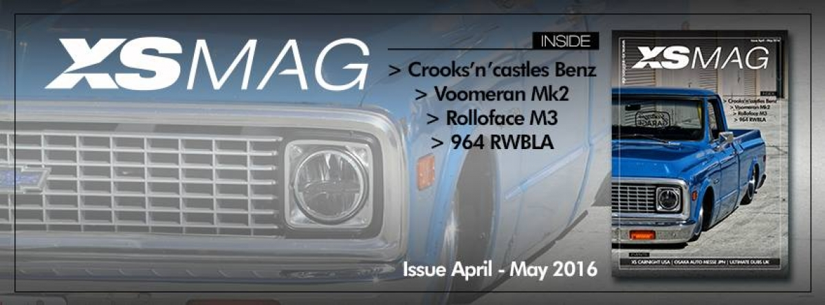 CAR-ART News - XS-MAG April/Mai2016