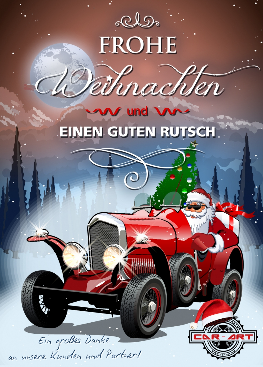 CAR-ART News - X-MAS2017